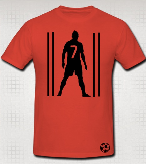 newest 49835 945ba Cristiano Ronaldo T-Shirt
