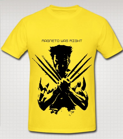 Wolverine T-shirt swagshirts99