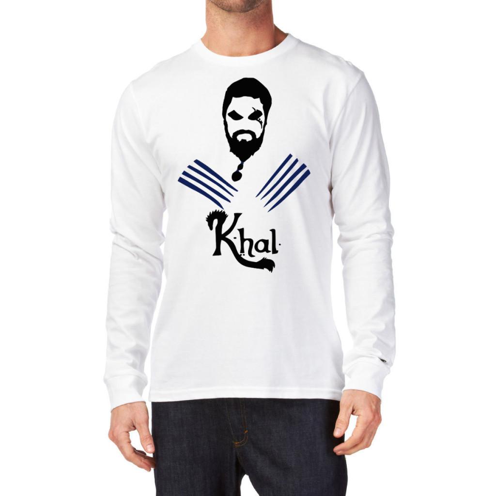 khal drogo full sleeve tshirt