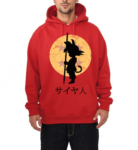Dragon Ball Sweatshirt India