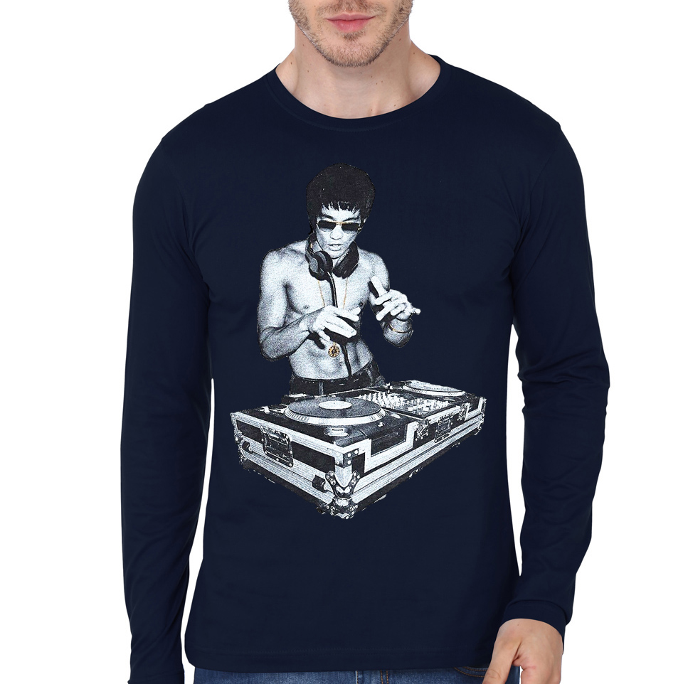 dj bruce lee t shirt india. Black Bedroom Furniture Sets. Home Design Ideas