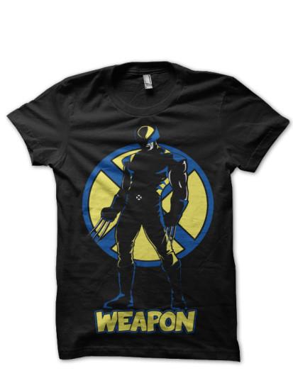 weapon of destruction black