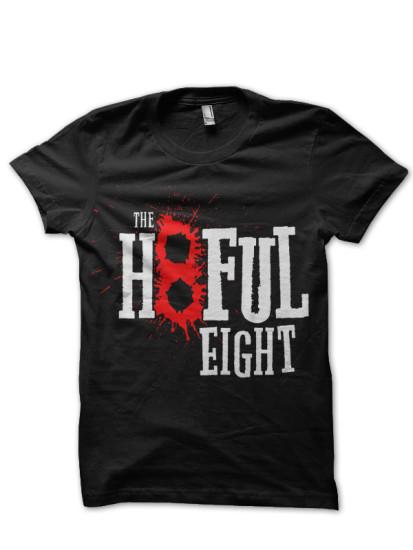 hatefull suicide squad black t shirt
