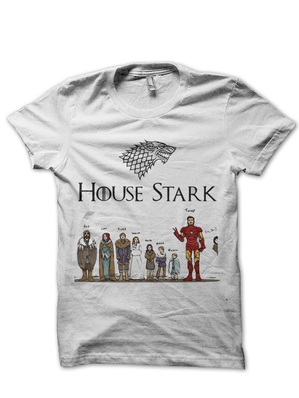 Superb Full House Stark White Tee