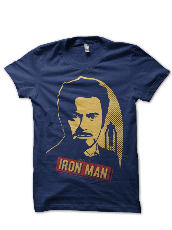 iron man t shirt. Black Bedroom Furniture Sets. Home Design Ideas