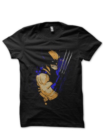 s41mens black t shirt