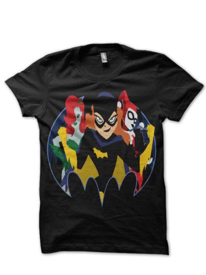 batman26 black tee