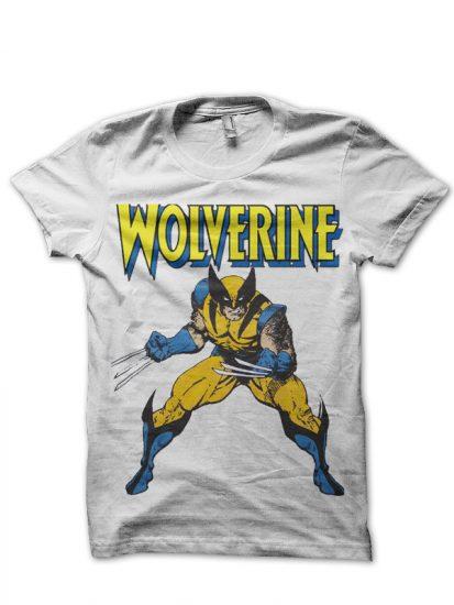 wolverine-whitetee