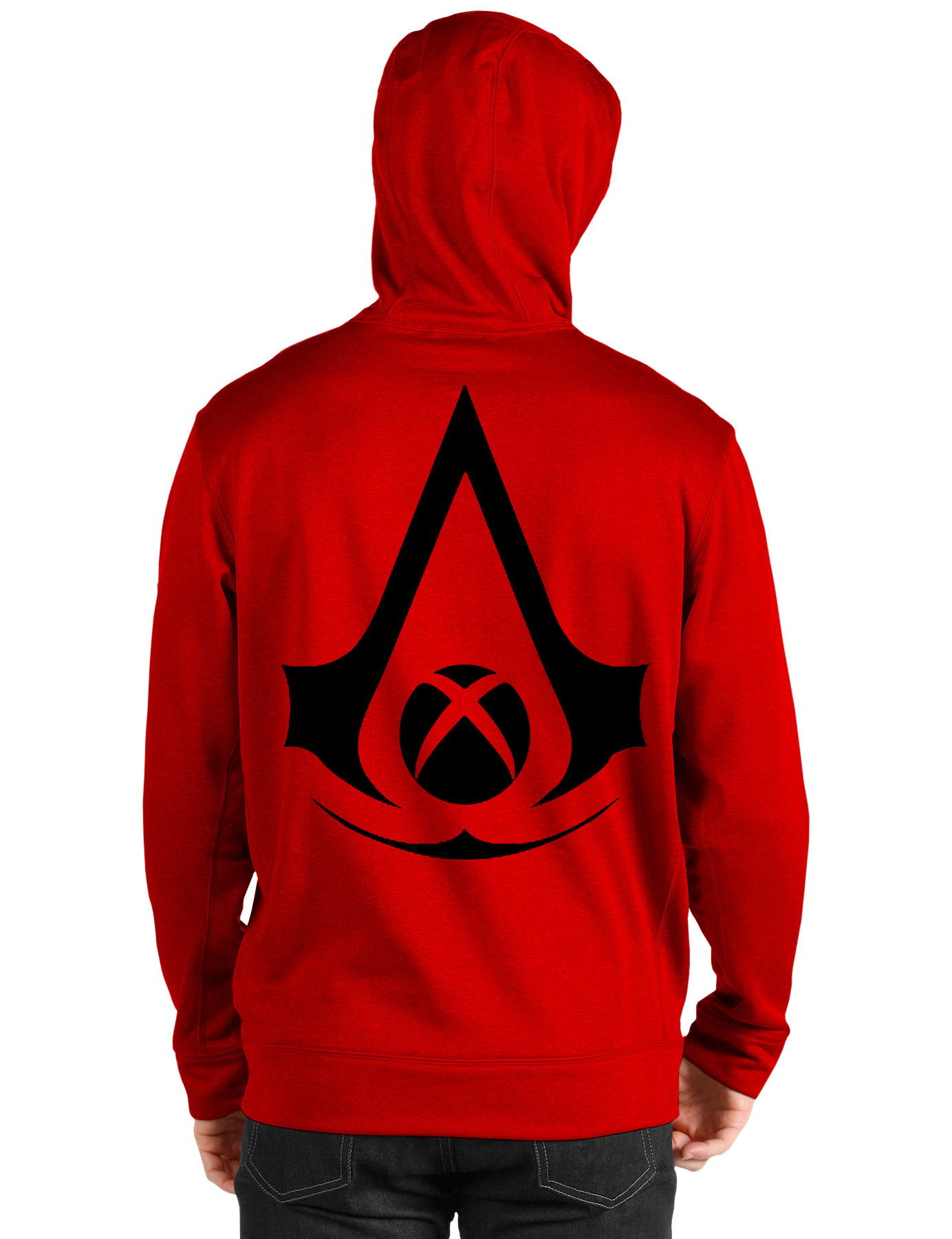 Assassin S Creed Red Hoodie Swag Shirts