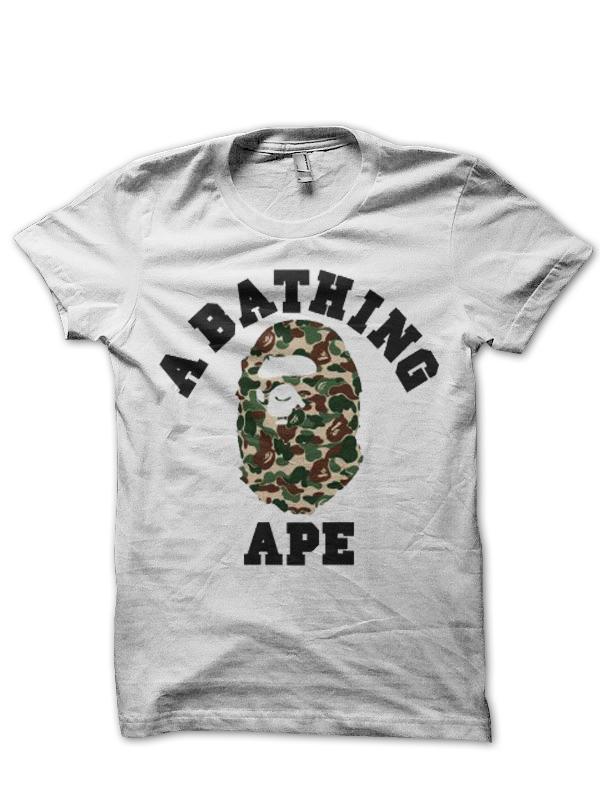 A Bathing Ape Clothing A Bathing Ape W...