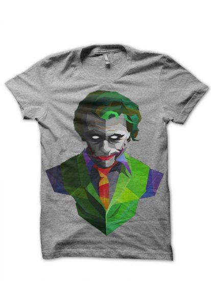 joker grey tee