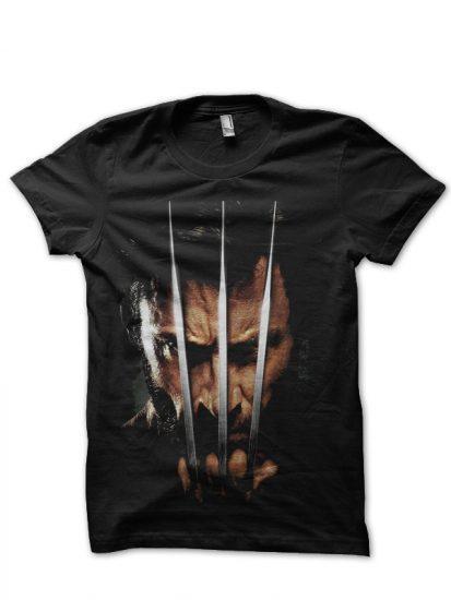 logan black tshirt
