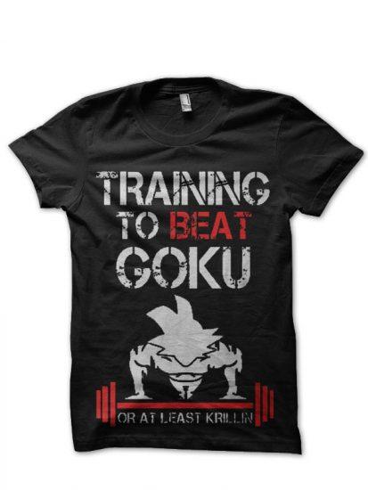 training black tshirt