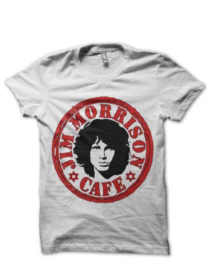 jm cafe white tshirt