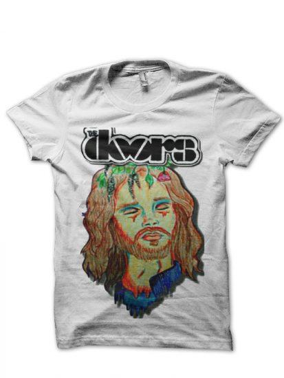 td2 white tshirt