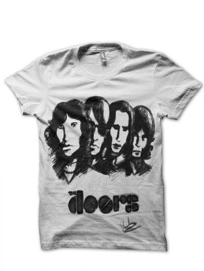 td3 white tshirt