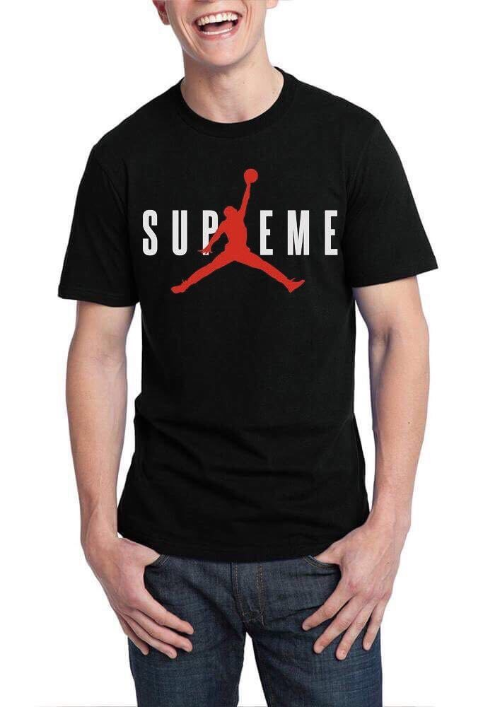jordan x supreme t shirt