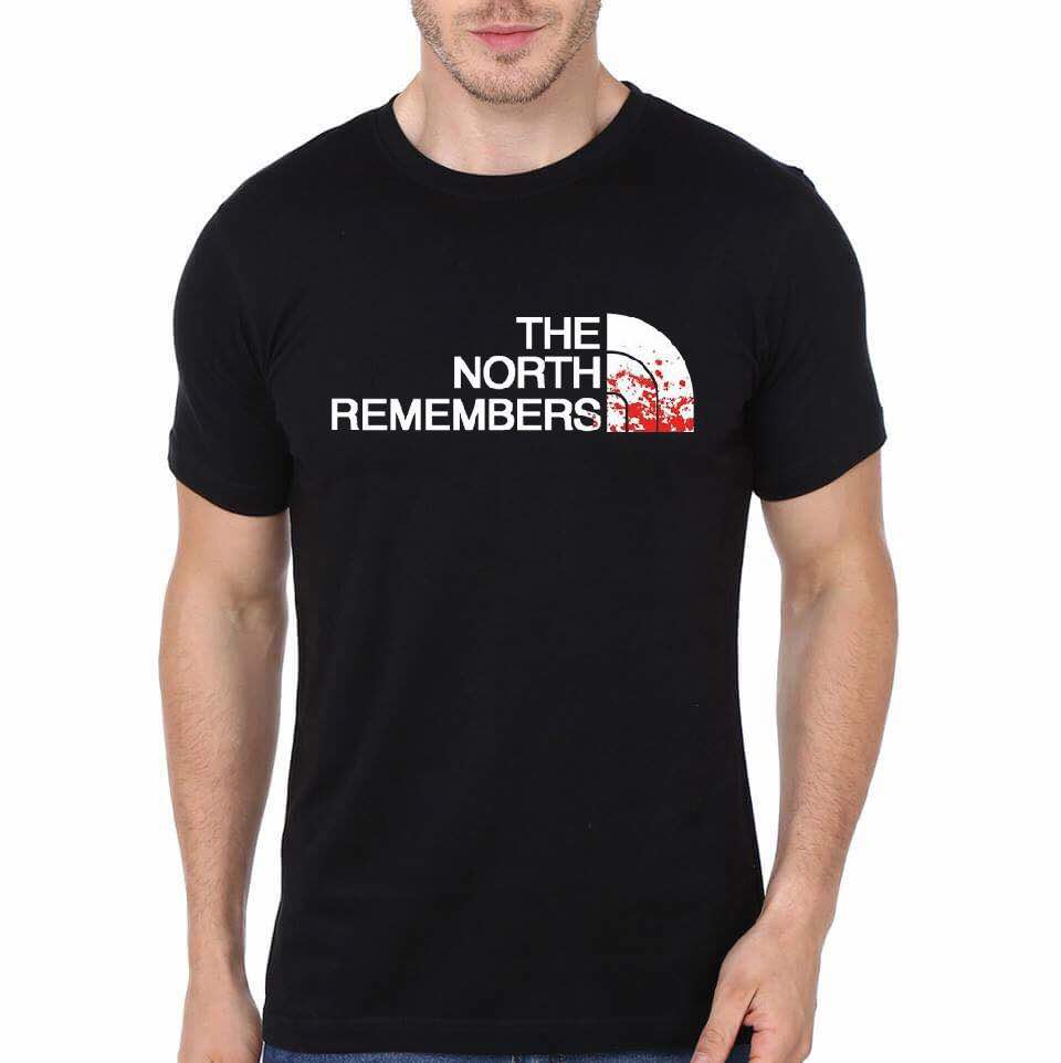 17bd5ea35 The North Remembers Black T-Shirt