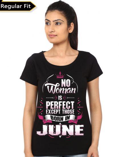 woman3 black tshirt