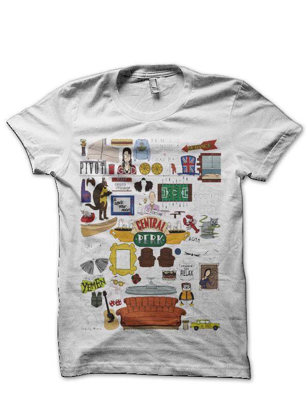 4c58061fdc6 Friends T-Shirt India