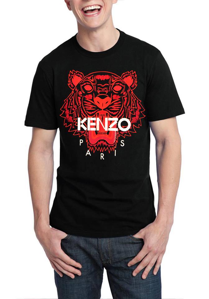 a3cc08290e Kenzo Paris Black T-Shirt | Swag Shirts
