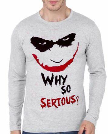 241c80cdc Joker t shirt online india | Swag Shirts