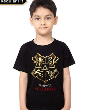 legend of wizards kids tshirt