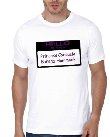 Princess Consuela Banana Hammock T-Shirt