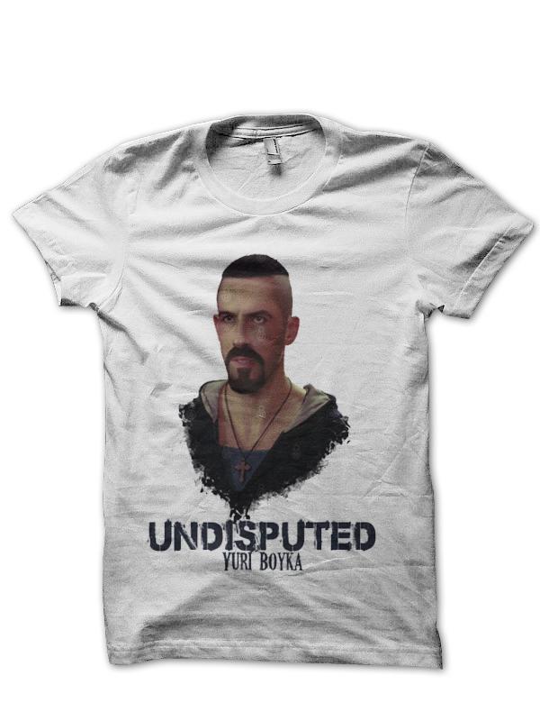 Yuri Boyka Undisputed Mma Martial Arts Movie T-Shirt all Sizes New
