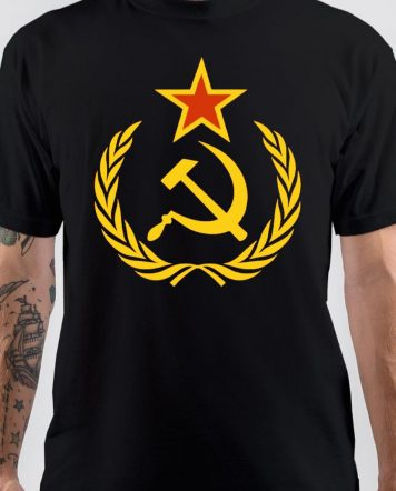 Soviet Union Communist T-Shirt