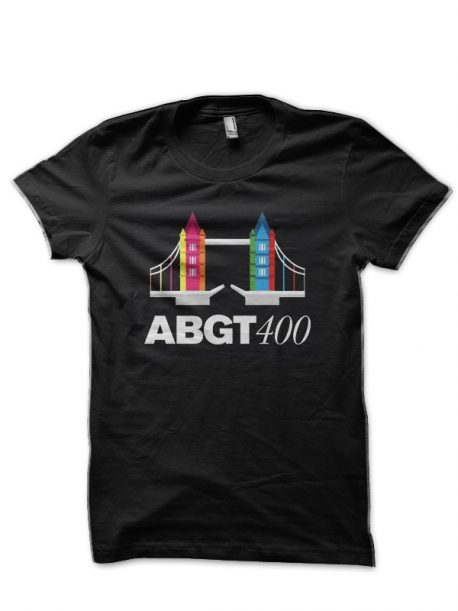 Above And Beyond Black T-Shirt