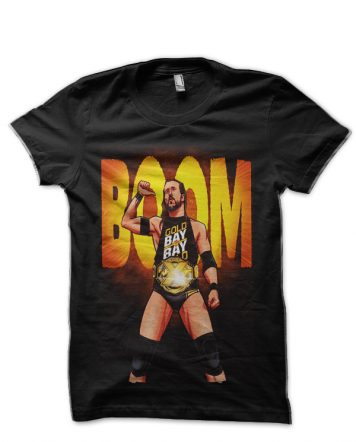 Adam Cole Black T-Shirt