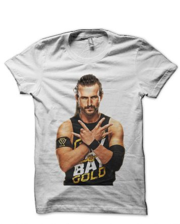 Adam Cole White T-Shirt