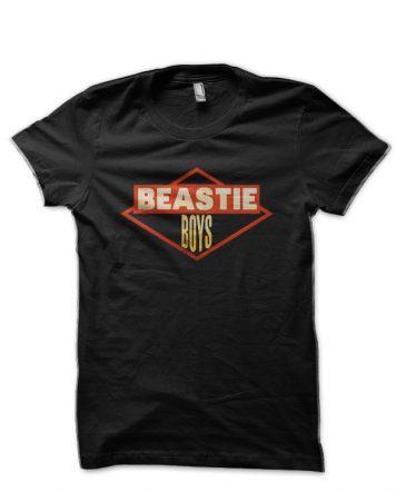 Beastie Boys Black T-Shirt