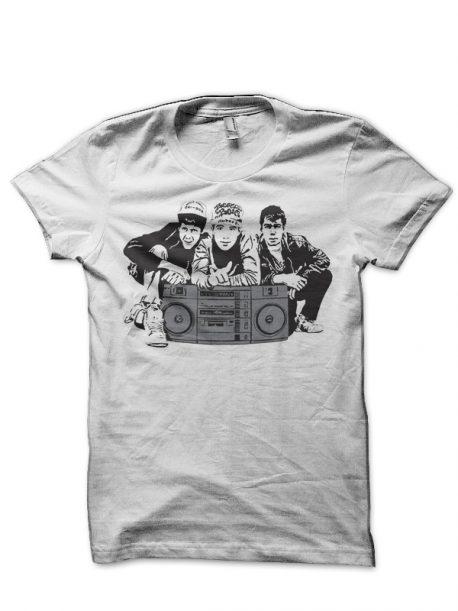 Beastie Boys White T-Shirt