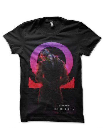 Darkseid Black T-Shirt