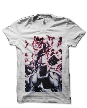 Darkseid White T-Shirt