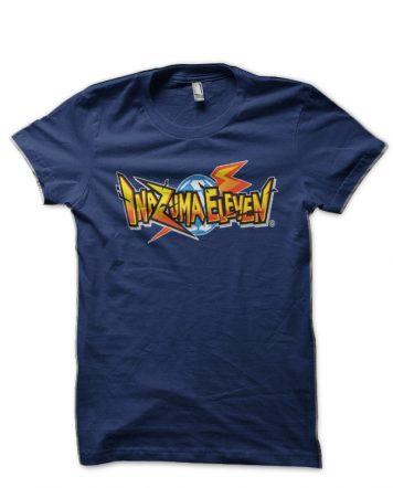 Inazuma Eleven Navy Blue T-Shirt