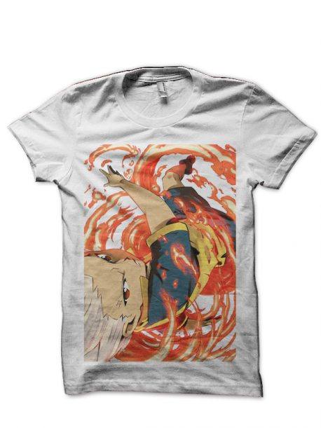 Inazuma Eleven White T-Shirt