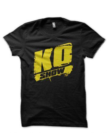 KO Show Kevin Owens Black T-Shirt
