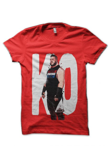 Kevin Owens Red T-Shirt