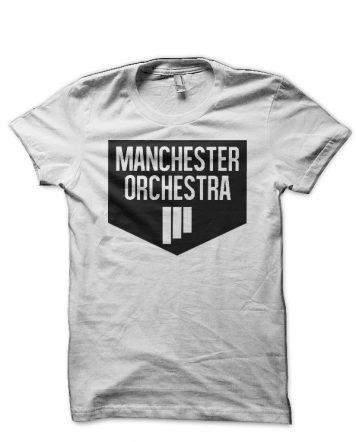 Manchester Orchestra White T-Shirt