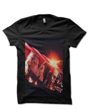 Mission Impossible Black T-Shirt