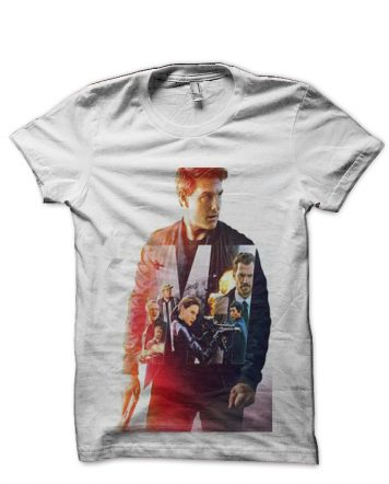 Mission Impossible White T-Shirt