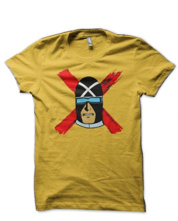 Racer X Speed Racer Yellow T-Shirt