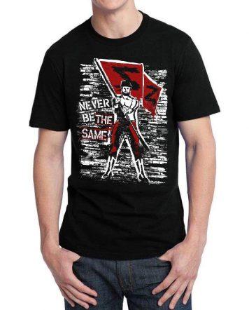 Sami Zayn Black T-Shirt