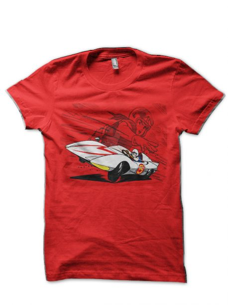 Speed Racer Red T-Shirt