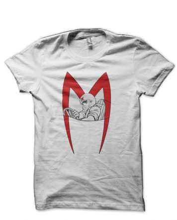 Speed Racer White T-Shirt