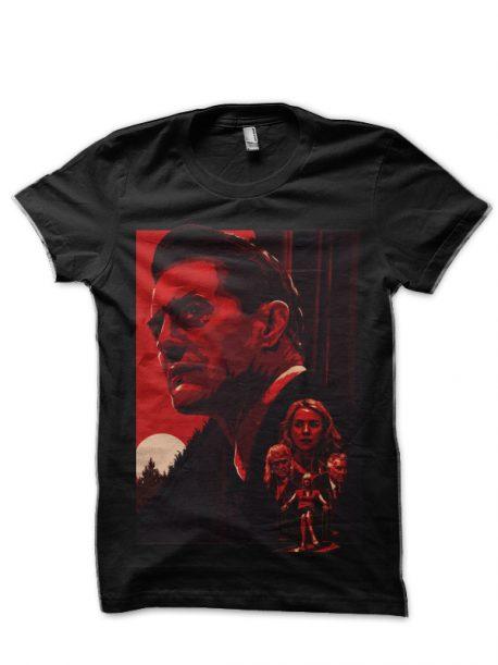 Twin Peaks Black T-Shirt