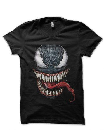 Venom Black T-Shirt